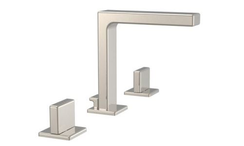Phylrich 290-01/26 MIX Widespread Faucet, Blade Handles - PC