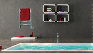 Amba Towel Warmers & Accessories | Focal Point Hardware