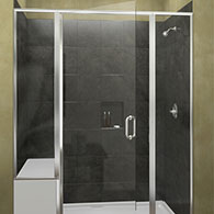 Basco Swing Shower Doors