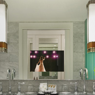 Electric Mirror The Best Mirror Tv S Lighted Mirrors Focal Point