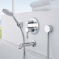 Hansgrohe Axor Uno Accessories