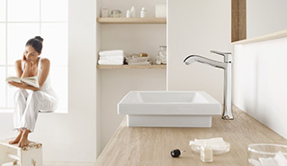 Hansgrohe Bathroom and Kitchen Accessories
