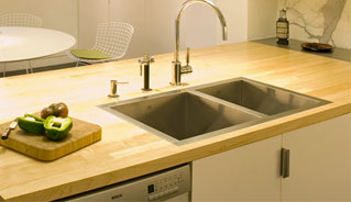 Mila Stainless Steel Kitchen & Bathroom Sinks