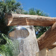 Outdoor Shower Company Wall Mounted