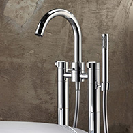 Samuel Heath Style Moderne Bathroom Accessories