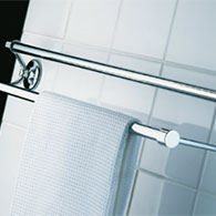 Samuel Heath Novis Bathroom Accessories