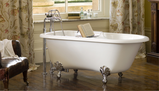 Victoria and albert tubs premium bathtubs and sinks for Victoria albert clawfoot tub