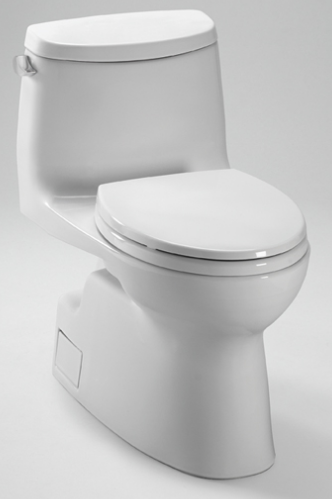 MS614114CEFG#01 Toto Carlyle II One pc Toilet