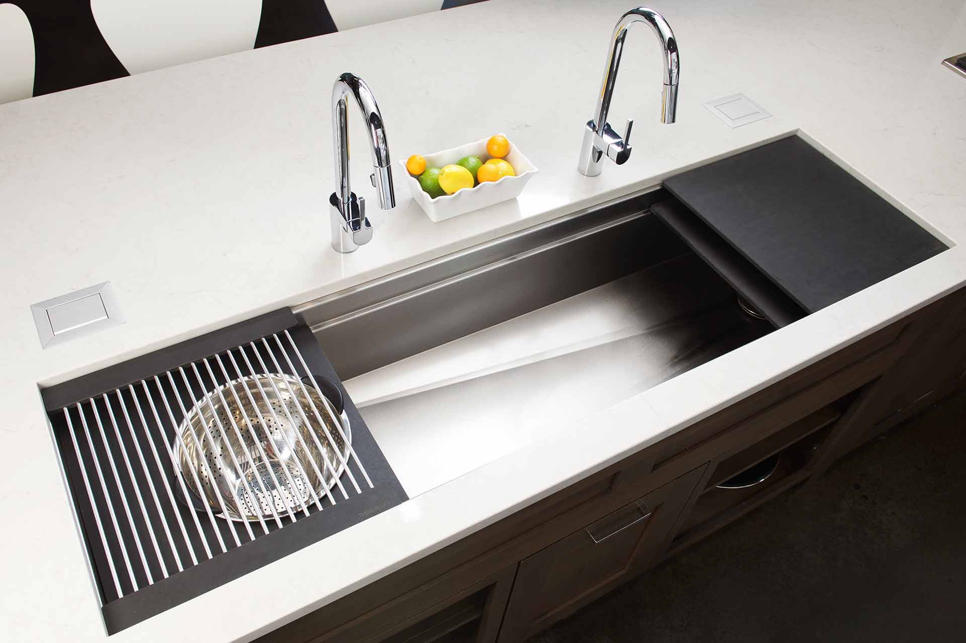 The Galley Reinvent Your Kitchen Sink Focal Point Hardware