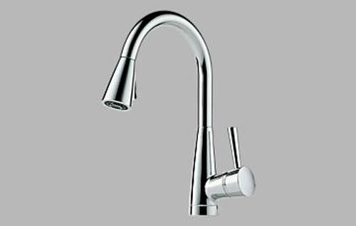 Ordinaire 63070 Brizo Venuto Single Handle Pull Down Kitchen Faucet With S