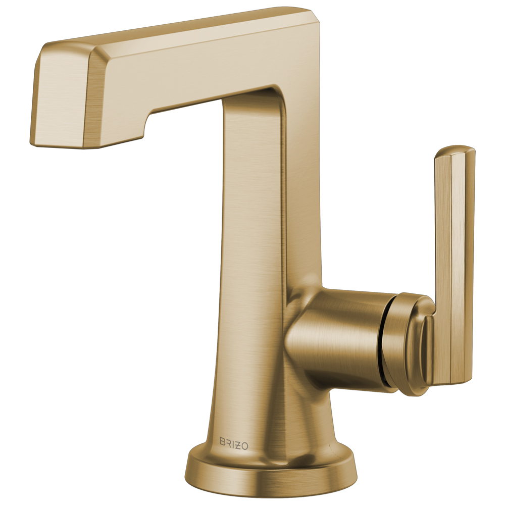 Brizo 65098LF-GL Levoir Single-Handle Lavatory Faucet - Luxe Gold