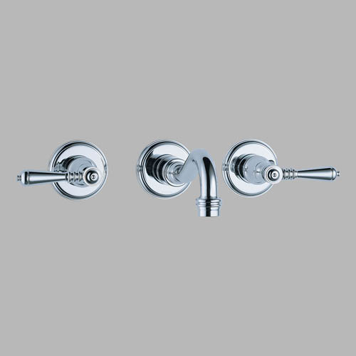 65836 Brizo Tresa Two Handle Wall-Mount Faucet