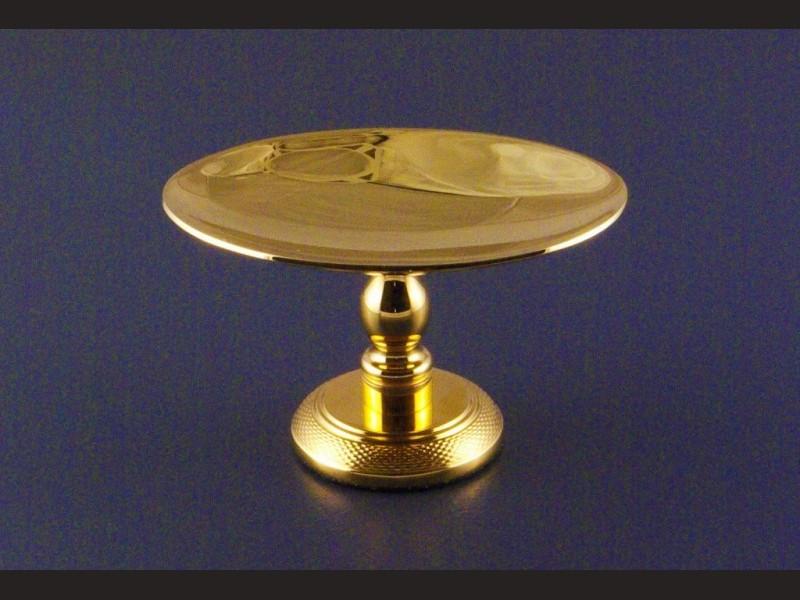 cristal et bronze 1850 cisele free standing oval brass. Black Bedroom Furniture Sets. Home Design Ideas