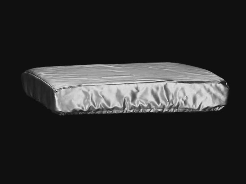 cristal et bronze 30657 gold skai cover for rectangular. Black Bedroom Furniture Sets. Home Design Ideas