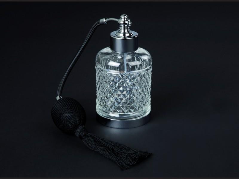 cristal et bronze 31514 soap dispenser crystal d cut clear. Black Bedroom Furniture Sets. Home Design Ideas