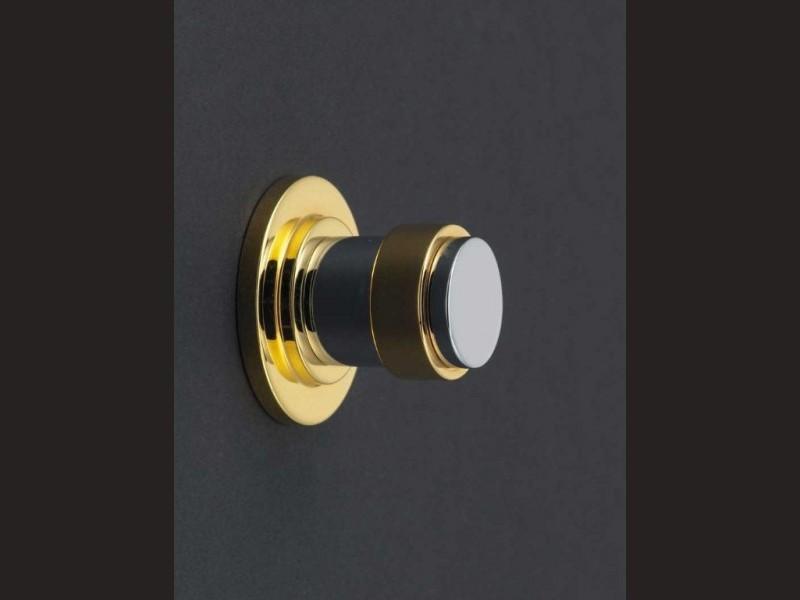 cristal et bronze 33362 alliance cabinet knob and plate. Black Bedroom Furniture Sets. Home Design Ideas
