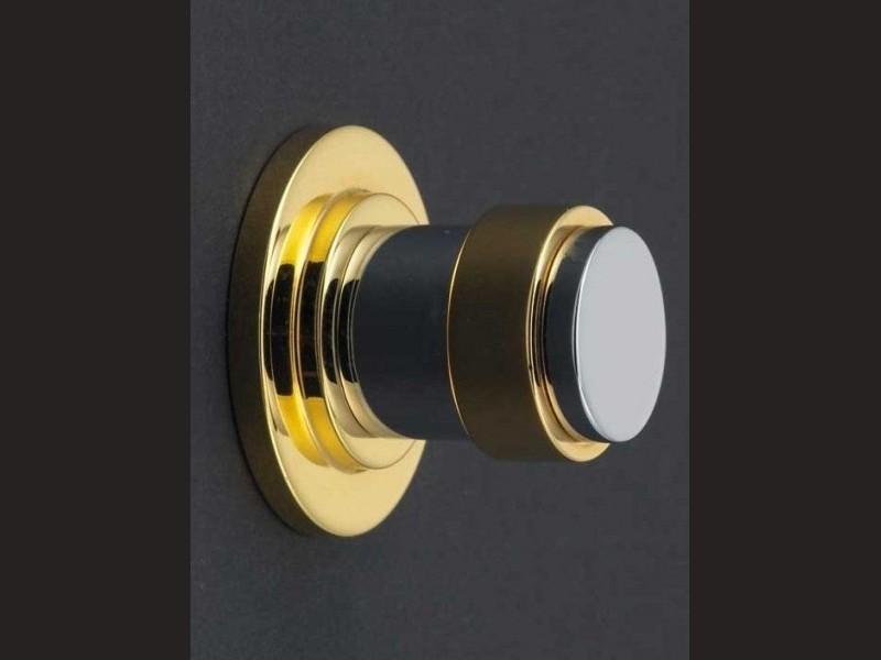 Cristal et Bronze 33435 Alliance Door Knob and Plate & Cristal et Bronze 33435 Alliance Door Knob and Plate [33435] | Focal ...