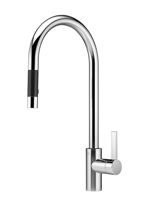 Dornbracht 33870875 Single Lever Mixer Pull Down Spray