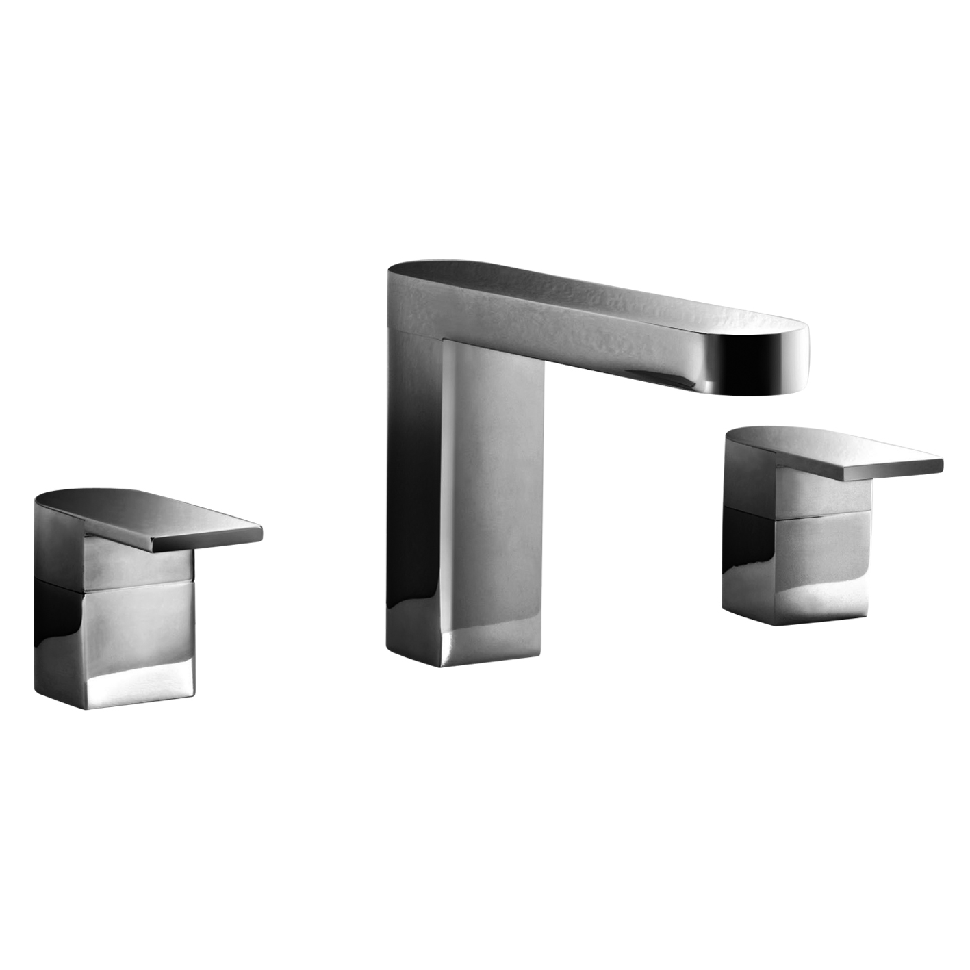 Fantini 6304U Mare Three-Hole Washbasin Faucet