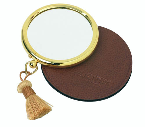 Miroir brot baggy double face two sided mirror bag07 2 for Miroir double face