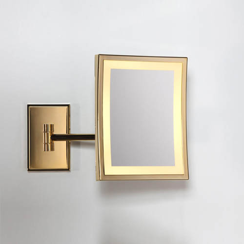 Miroir brot square lm bs squ 12c1 focal point hardware for Miroir brot paris