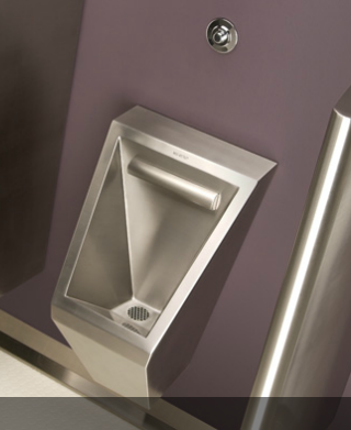 Neo-Metro 8946-W Prizm Urinal Top/ Wall Supply