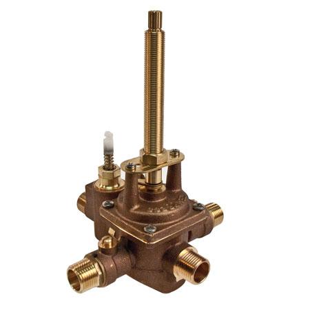 1 595 Newport Brass Balanced Pressure Tub Shower Trim Diverter 1 595 Focal Point Hardware