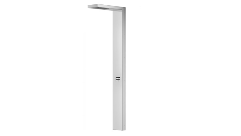 Outdoor Shower Company FTA-P22-C Single Supply Shower Panel