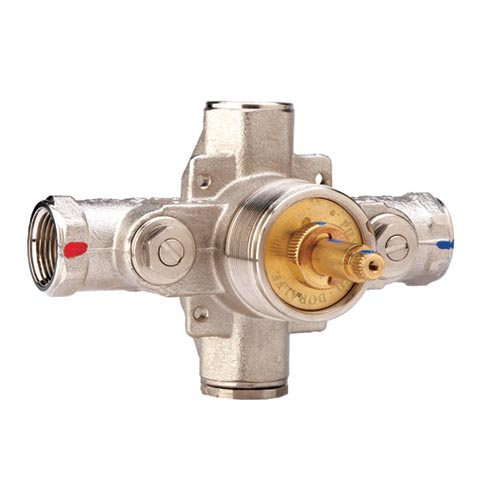 34THERM Phylrich 3 4 Thermostatic Rough In Shower Valve 34THERM Focal Poi