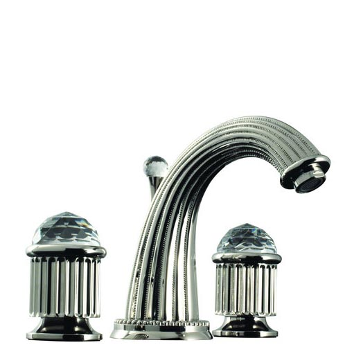 1120CD Santec Monarch Crystal Widespread Lavatory Faucet [1120CD ...