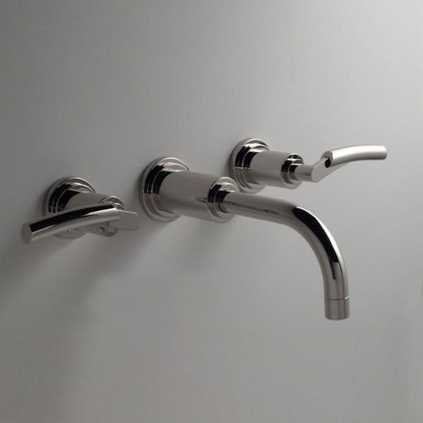 3527tx-tm santec modena ii wall mount lavatory long spout faucet