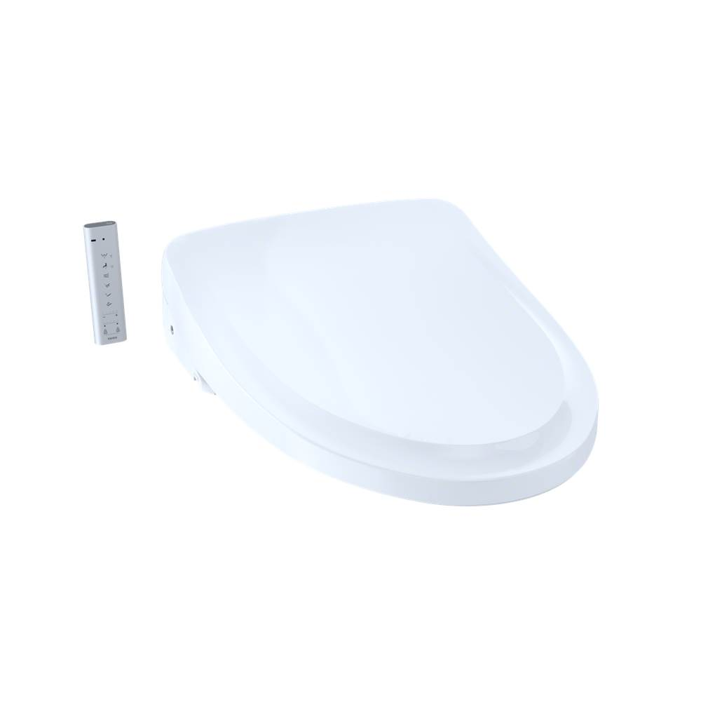 Toto SW3044T40#01 WASHLET+ S500e - Classic - Elongated with ewater+ - Cotton