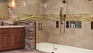 Basco Glass Shower Doors and Enclosures