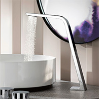 intended idea dazzling dornbracht for design kitchen sinks tara residence and home your faucets dining faucet
