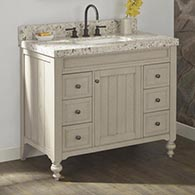 Fairmont Crosswinds Vanity Set