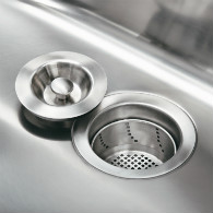 Kitchen Flanges & Strainers