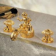 THG Paris Baroque faucets