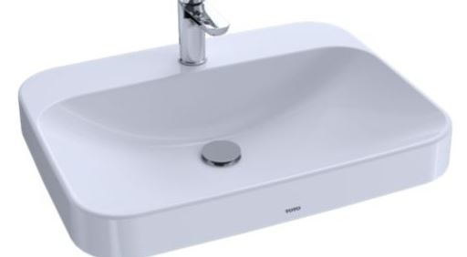 Toto LT416G#01 Arvina Rectangle Vessel Sink