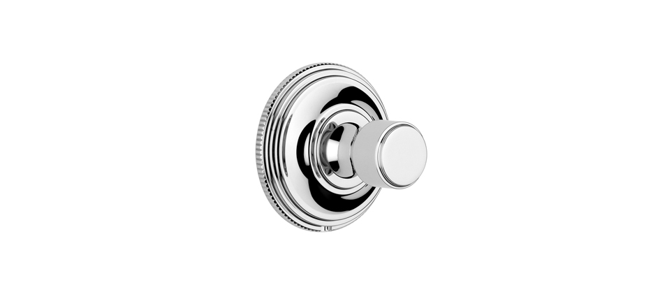 Samuel Heath N6632 Style Moderne Robe Hook