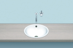 Alape 2002000000 EB.K450 Built-in Basin