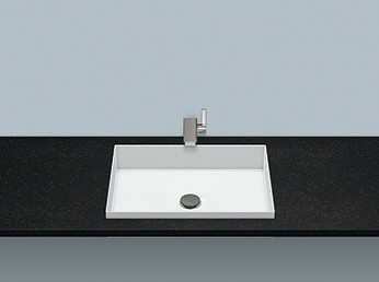 Alape 2226503000 EB.ME500 Built-in Basin