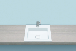 Alape 2303000000 EB.Q450H Built-in Basin