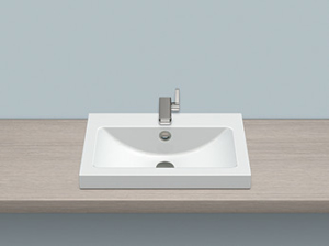 Alape 3202000000 AB.R585H.1 Sit-on Basin