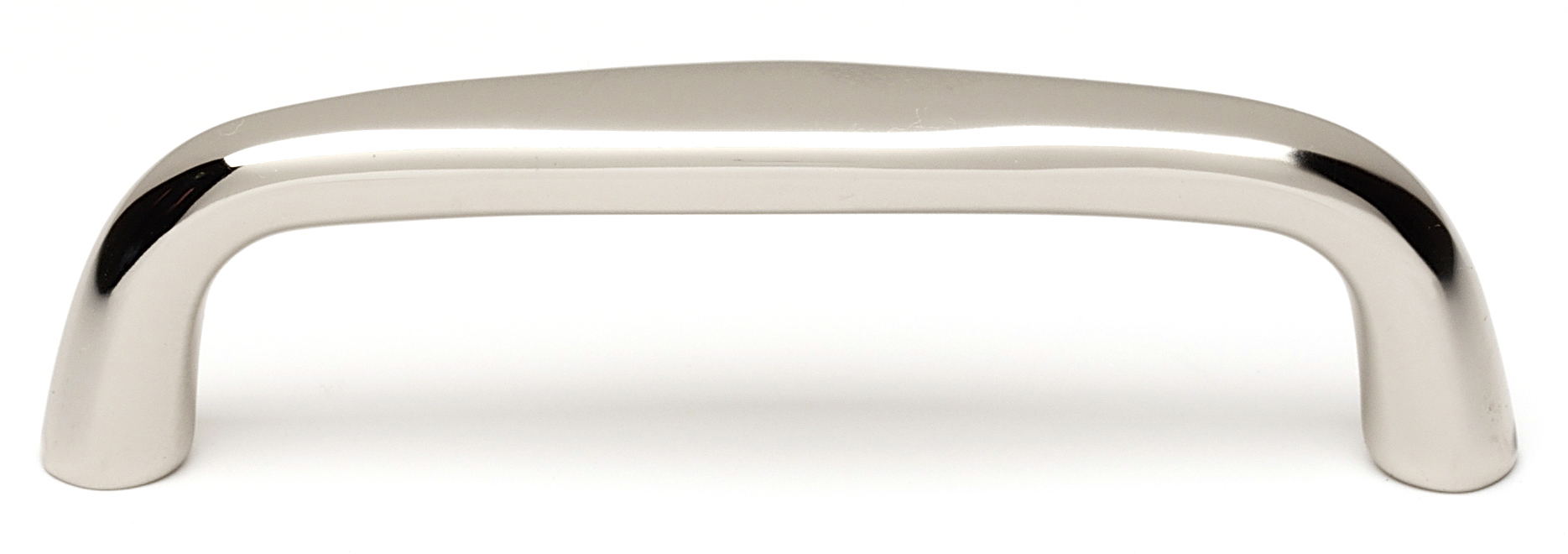 "Alno A1236-PN 3"" Pull - Polished Nickel"