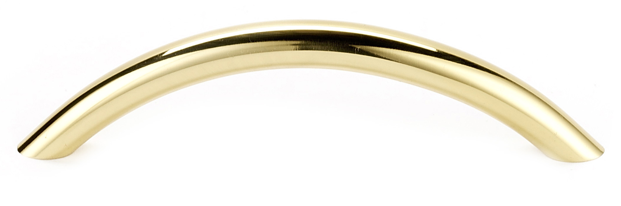 Alno A1239-PB 96Mm Pull - Polished Brass