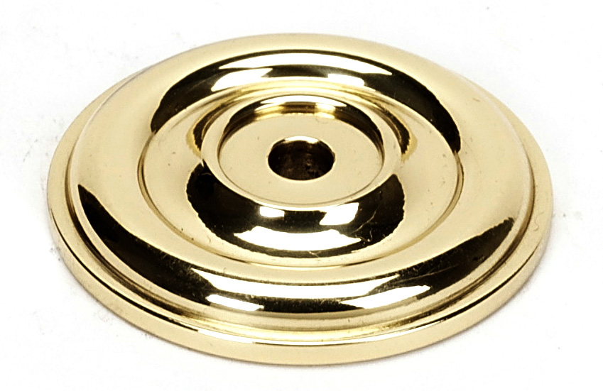 "Alno A1453-PB 1 5/8"" Rosette - Polished Brass"