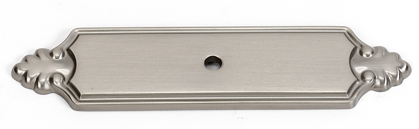 "Alno A1454-SN 4 1/4"" Backplate - Satin Nickel"