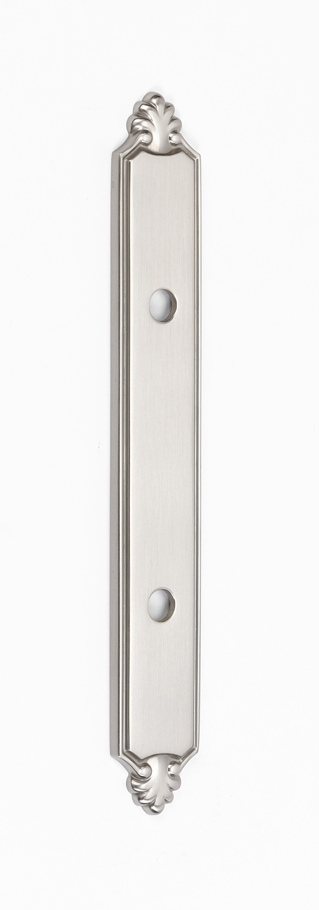 "Alno A1457-3-SN 7 1/4"" Backplate - Satin Nickel"
