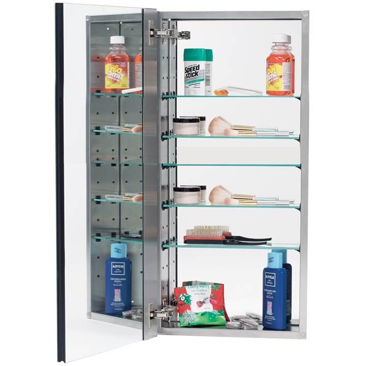 Alno MC21344-SS Stainless Steel Cabinet - Stainless Steel