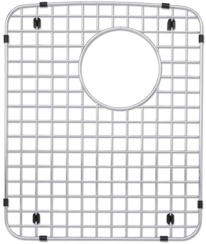 221008 Blanco Stainless Steel Sink Grid (Fits Diamond Double Left Bowl)